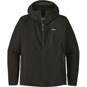 Patagonia M's R1 TechFace Hoody Black